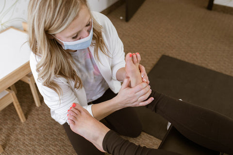 Top 5 solutions for foot and ankle pain