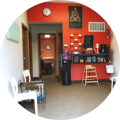 Chiro for Moms is your one stop shop for Chiropractic Care and Coffee