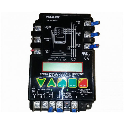 Carrier 3-Phase Monitor P251-0091