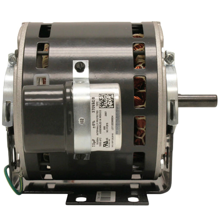 US Motors Trane Blower Motor 1/4HP 115v 1075 RPM MOT09584 P9584