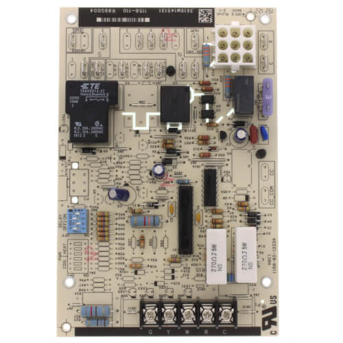 Carrier ICP Timer Board ST9103A1036 R99G004
