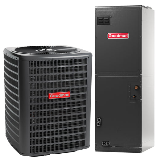 Goodman 1.5 Ton Air Conditioner System