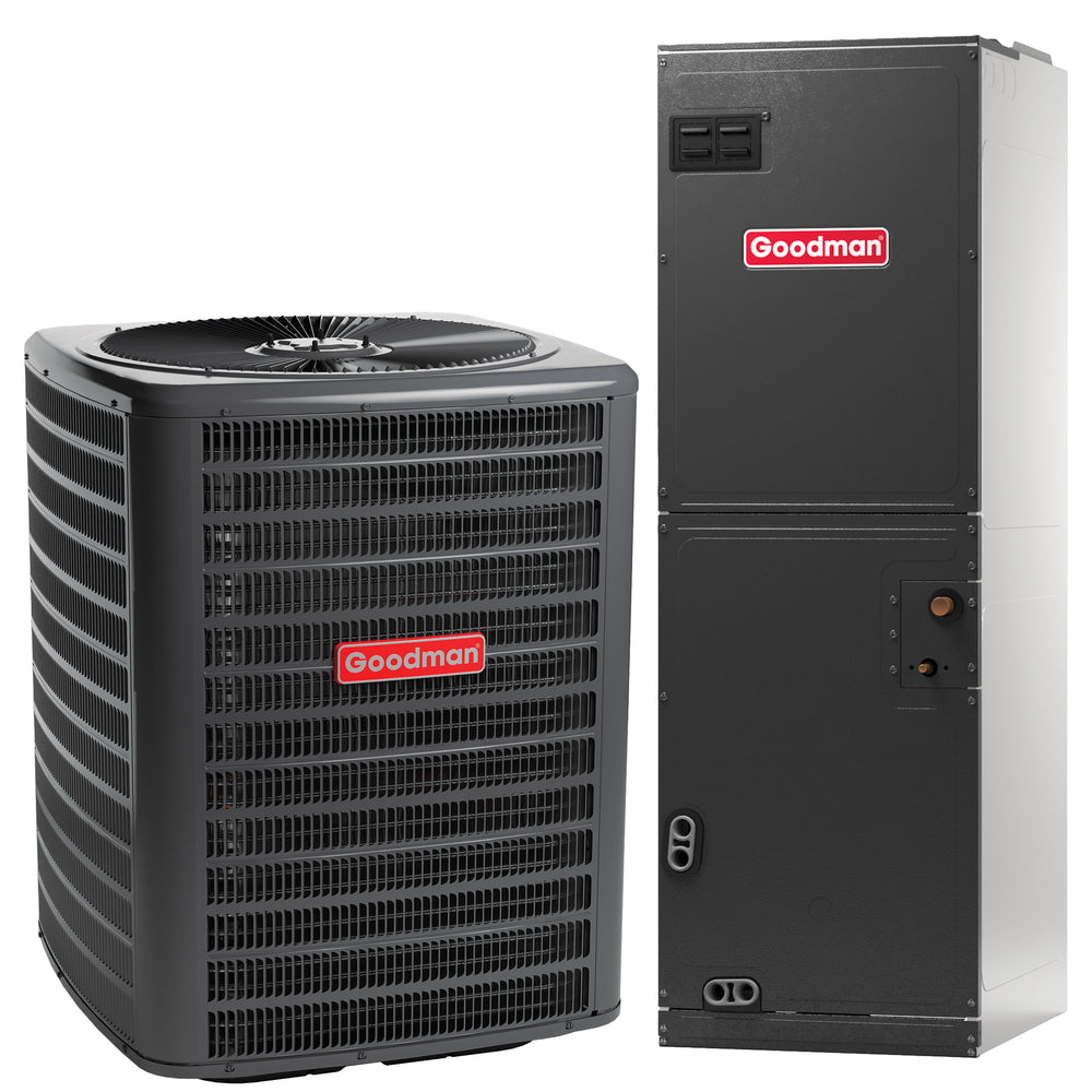 Goodman 2.5 Ton Heat Pump System