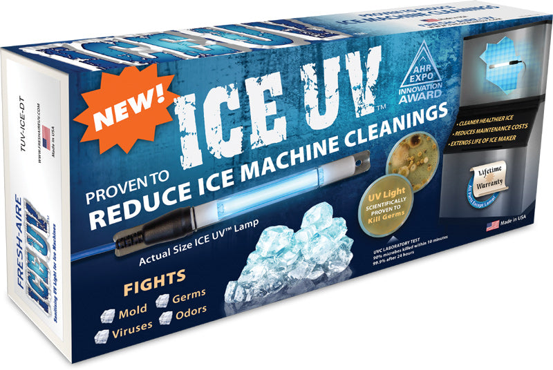 Fresh-Aire UV Germicidal UV system for Ice Machines TUV-ICE-SI