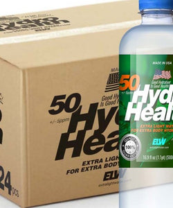50 ppm Hydro-Health (500 ML x 24 pcs Box ) for ONLY $135,INCLUDING S&H (ONLY $ 5.62 per bottle)