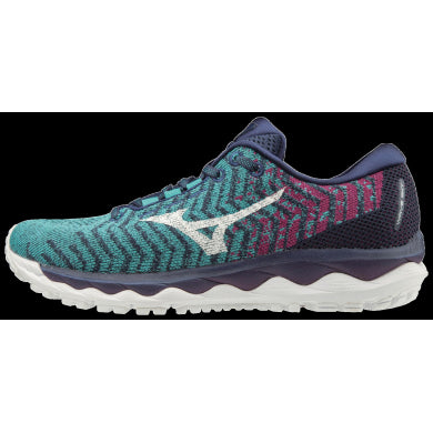 Women's Wave Sky Waveknit™ 3 - Mizuno - Running Niche