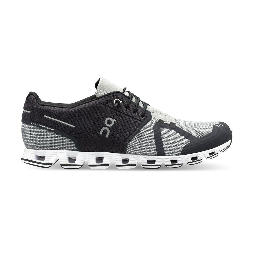 Men's Cloud - Black/Slate - On Running - Running Niche