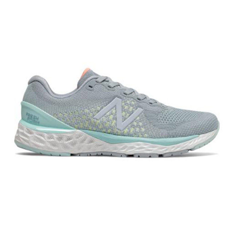 New Balance Women's 880v10 - Light Slate/Bali Blue