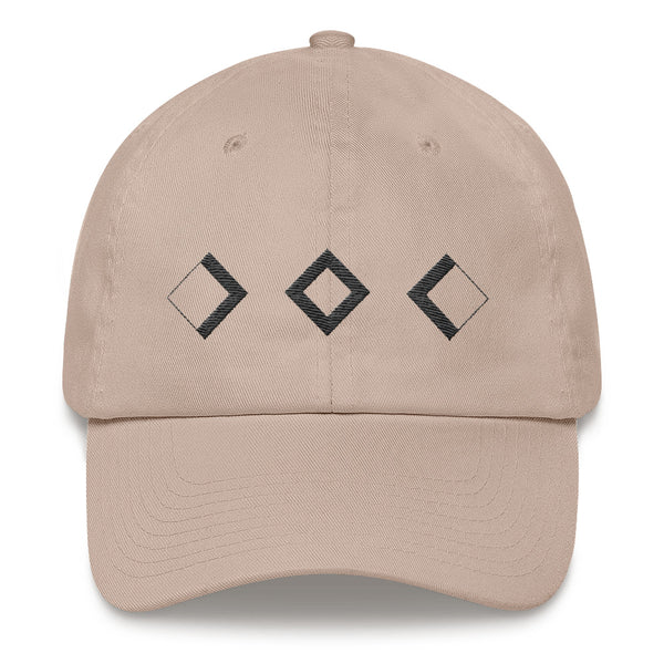 Glass Tables Embroidered Dad hat - ancille