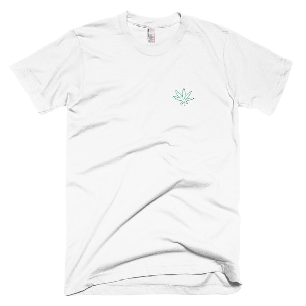 Legalize Embroidered T-Shirt - ancille