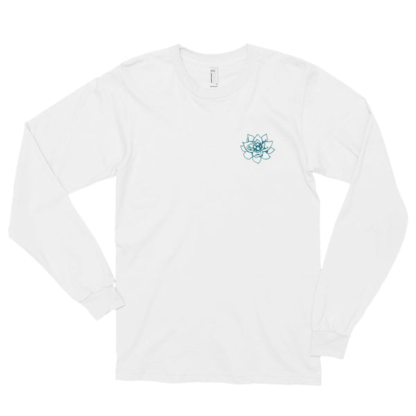 Succulent Unisex Long Sleeve T-Shirt - ancille