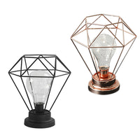 Geometric Night Lamp - ancille