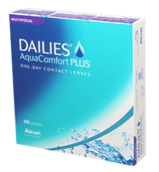 Dailies AquaComfort Plus Multifocal 90