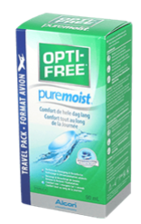 OptiFree PureMoist Travelpack - 90ml