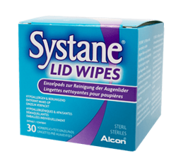 SYSTANE Lid Wipes 30 Stk