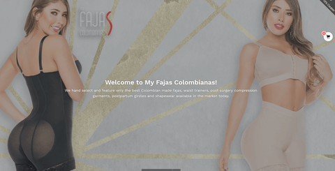 my fajas colombianas