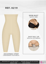 Load image into Gallery viewer, Fajas Salome 0219 Hight Waist Compression Shorts for Women Everyday Shapewear Fajas Salome