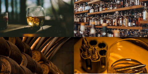 Whisky Collage