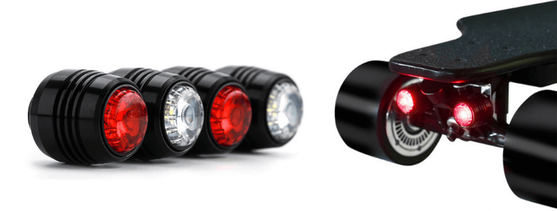 Freeride Luminousity - Longboard LED Light Attachments - Westello