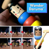 Wonder Daruma™ - Unbreakable Wooden Magic Toy - Westello