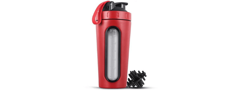 Juggernaut Shaker Bottle - Fortified Shaker Bottle (Solution for Cracked Shaker Bottles) - Westello