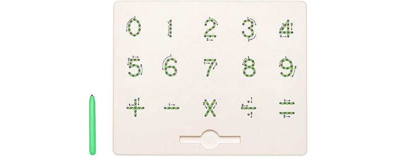 Letter Mine™ - Educational Learning Board for Letters and Numbers - Westello