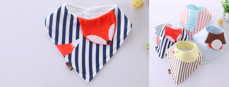 Adorable Baby Bibs - Westello