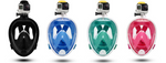 Seaway Fullscreen™ - Full Face Snorkel Mask - Westello