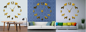 Puppy Time™ - Dog Wall Clock - Westello