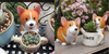 Corgi Pot - Westello