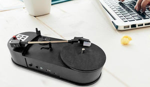 2-in-1 Record Player and Converter - Westello