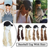 Luxy Cap™ - Baseball Cap with Hair Extensions - Westello