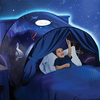 Wonder Bed™ - Pop-up Tent for Beds - Westello