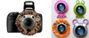 "Knitted Camera Buddies - Children's ""Attention Grabber"" for Camera Lenses - Westello"