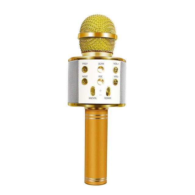 Hero Mic™ - Wireless Portable Karaoke Microphone - Westello