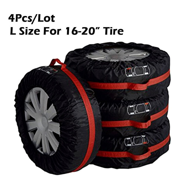 LabelFirst™ Covers - Seasonal Storage Covers for Tires - Westello