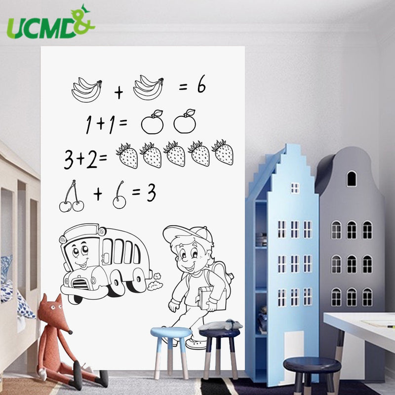 SumoBoard™ - Self-Adhesive Whiteboard Decal - Westello