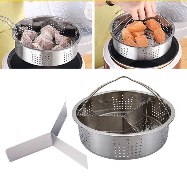 Basket Vegetables Steamer