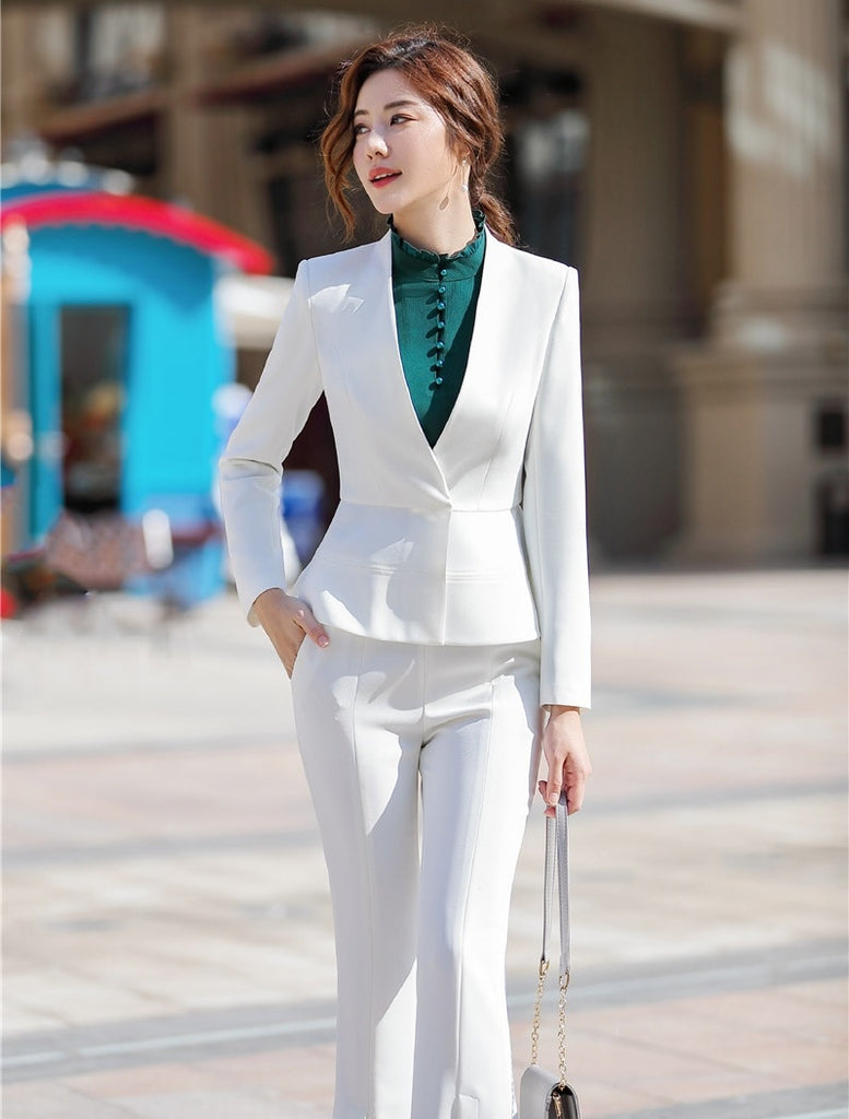 Office Uniform Styles Business Suits