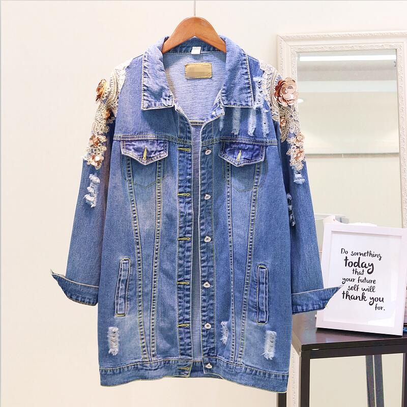 Denim Coats And Jackets