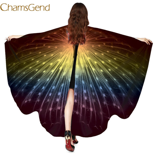 Wings  Shawl Nymph Pixie Poncho Women