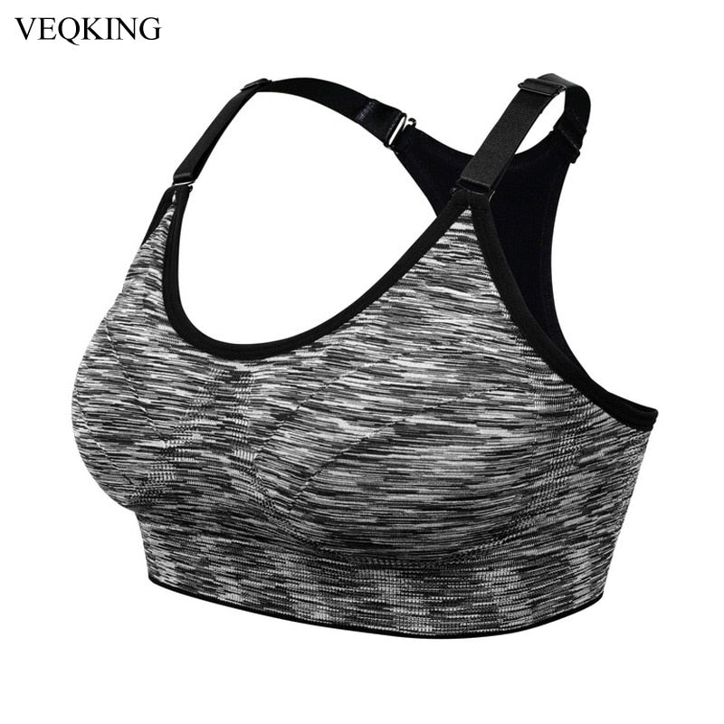 Quick Dry Fitness Yoga Sports Bra