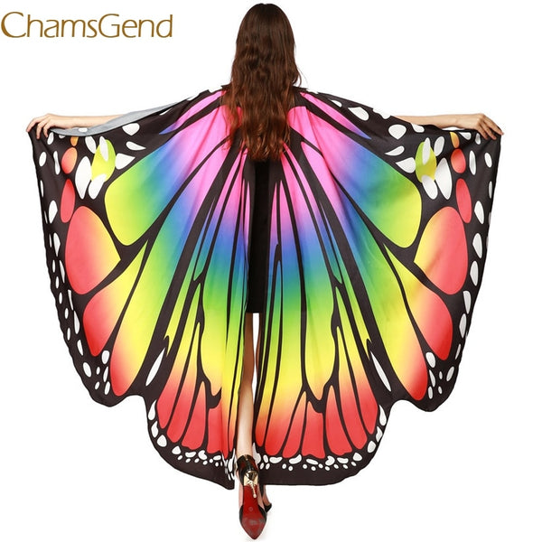 Women Butterfly Wings