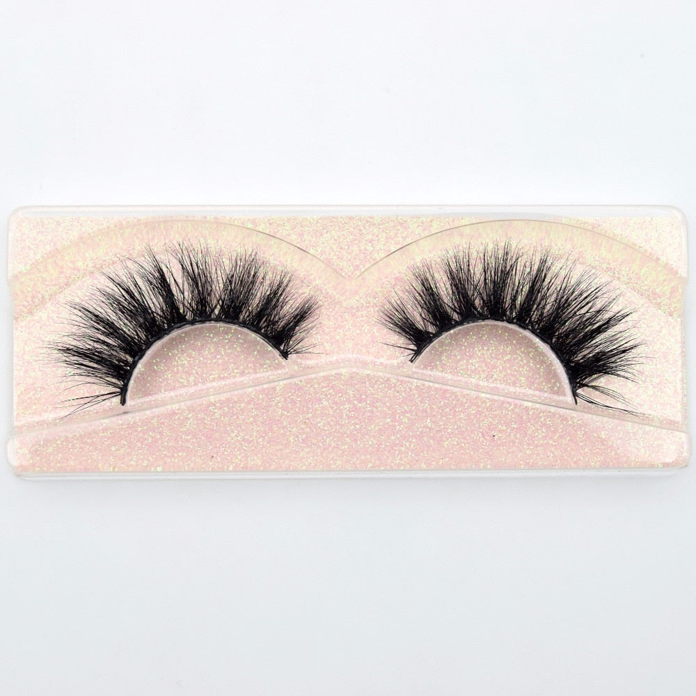 9729abdae1b Handmade Eyelashes 3D Mink Lashes natural soft lashes long false eyelash