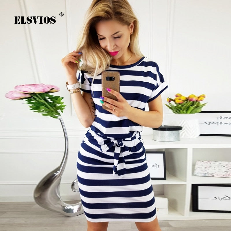 Slim Dress Female Bodycon Midi Dress