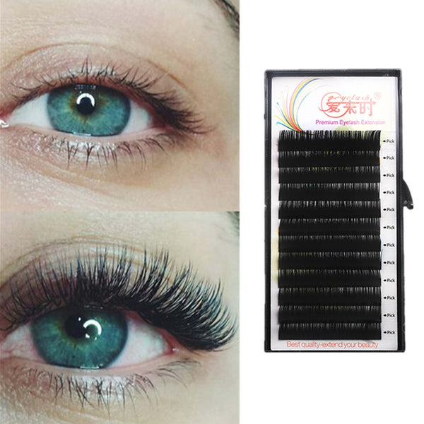 Extension Eyelash Curl High Quality False Mink Lash Classical False Eyelash