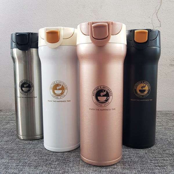 Stainless Steel Coffee Mugs Thermos Cups