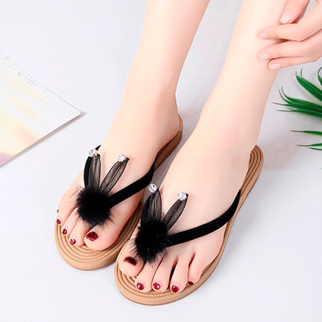 Cute flip flops for women