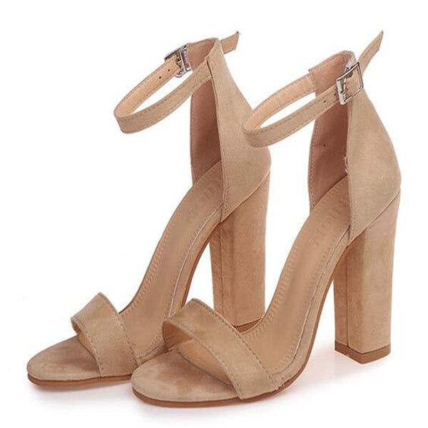 Casual Sandals Open Toe Ankle Strap