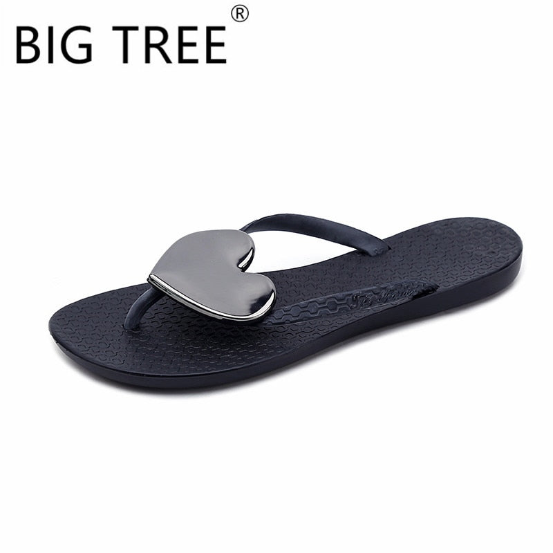 Cute flip shoes